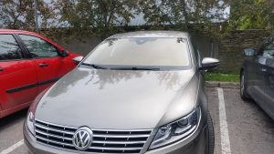 VW CC New windscreen